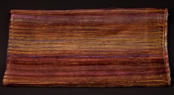 Tuch mt Lurex NT8M045 Braun