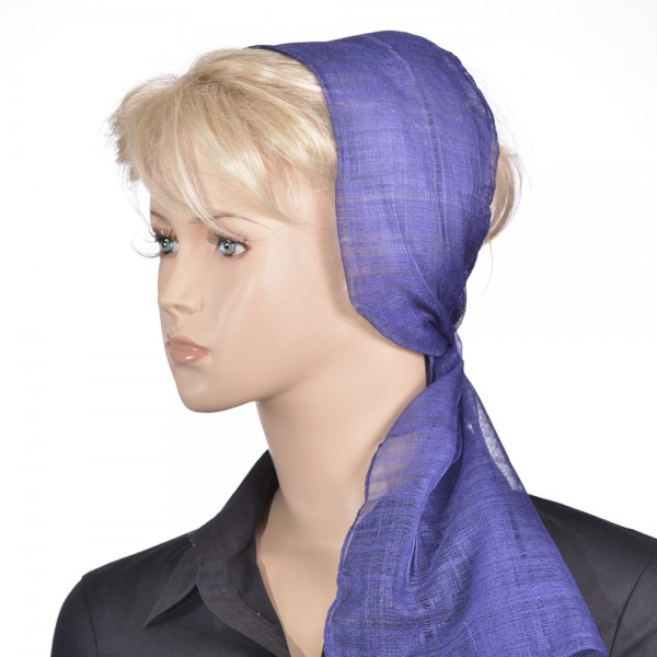 Schal Classic Violett 5084.191